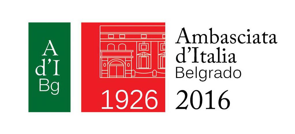 Embassy of Italy logo