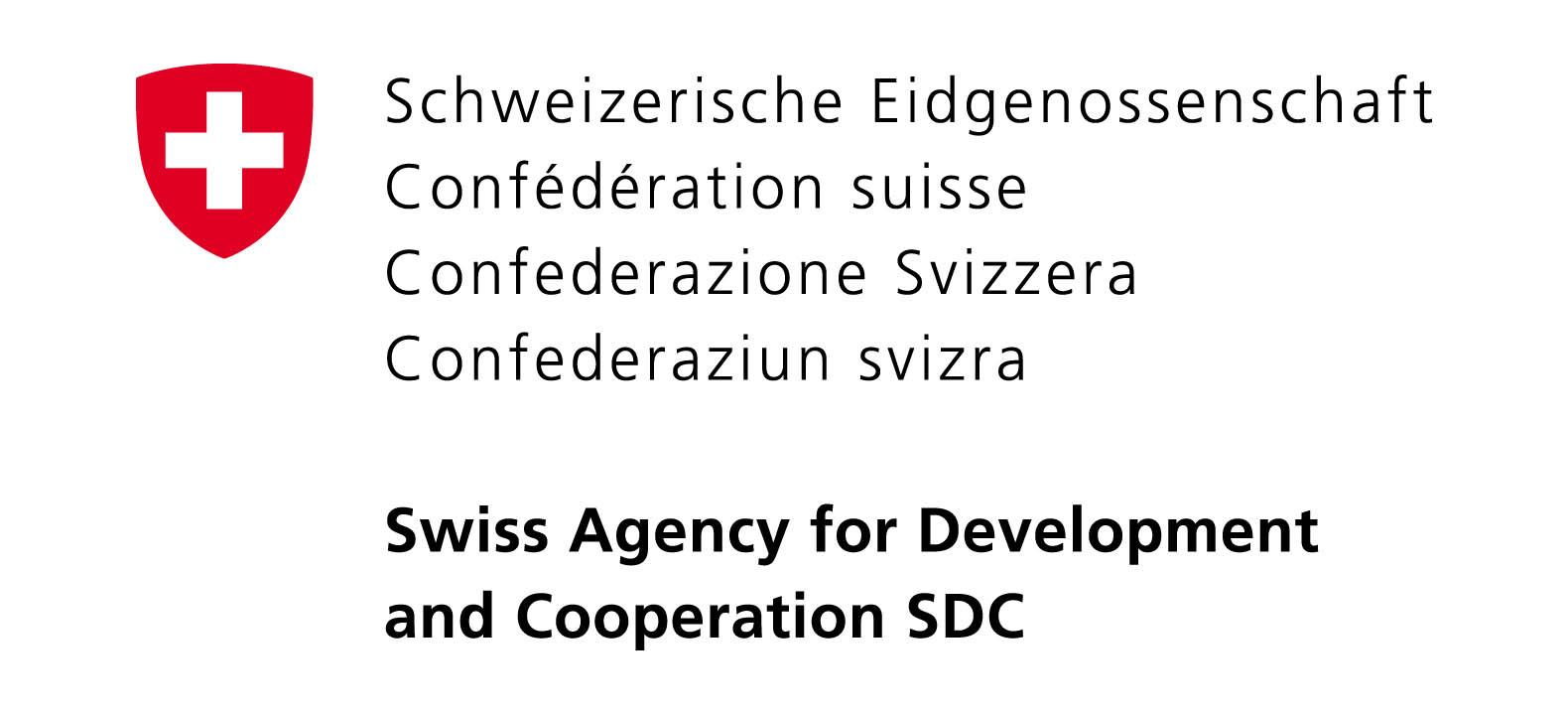Swiss agency logo