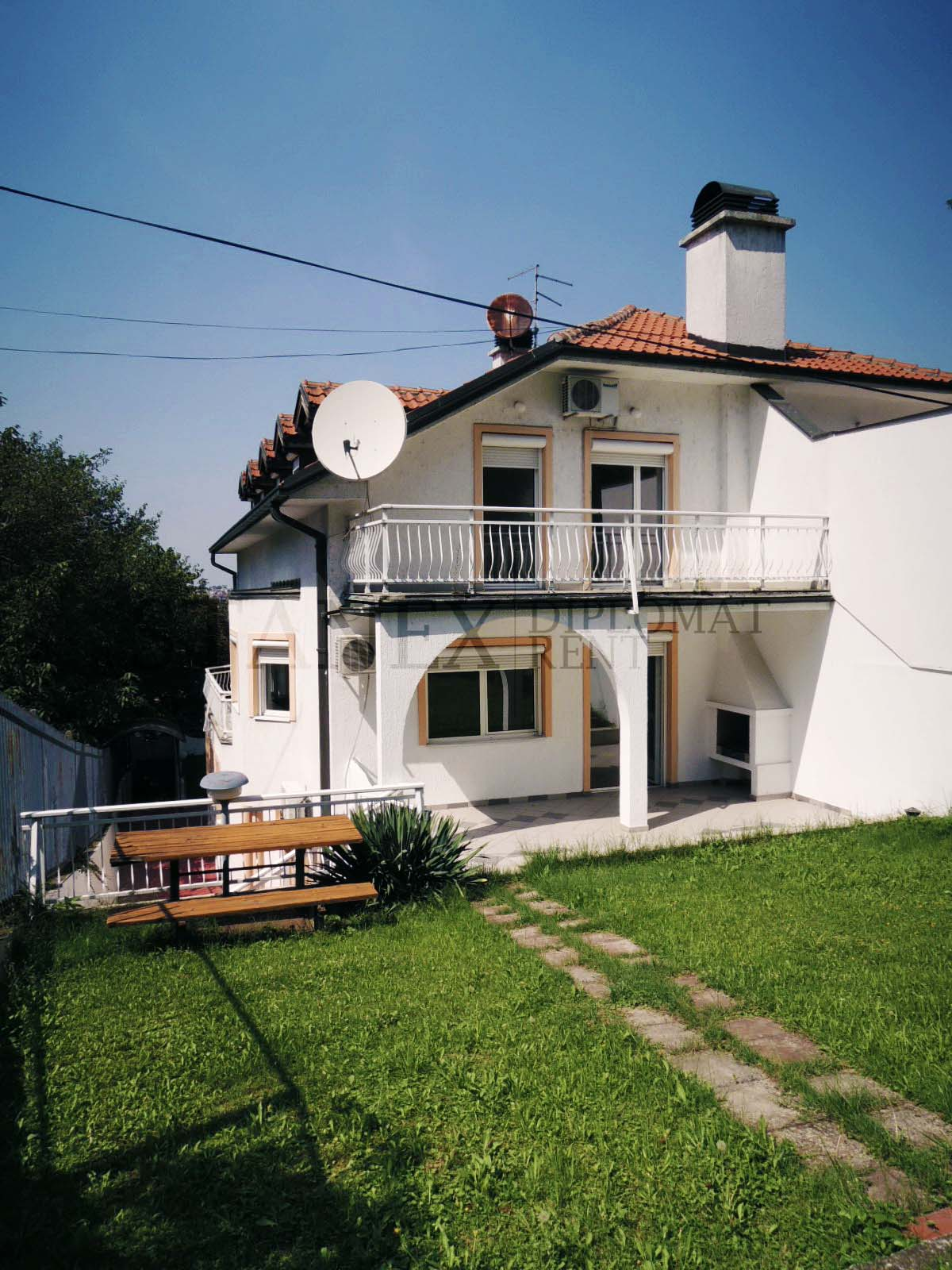Five-bedroom house K305, Senjak Belgrade | Stanex Diplomat Real ...