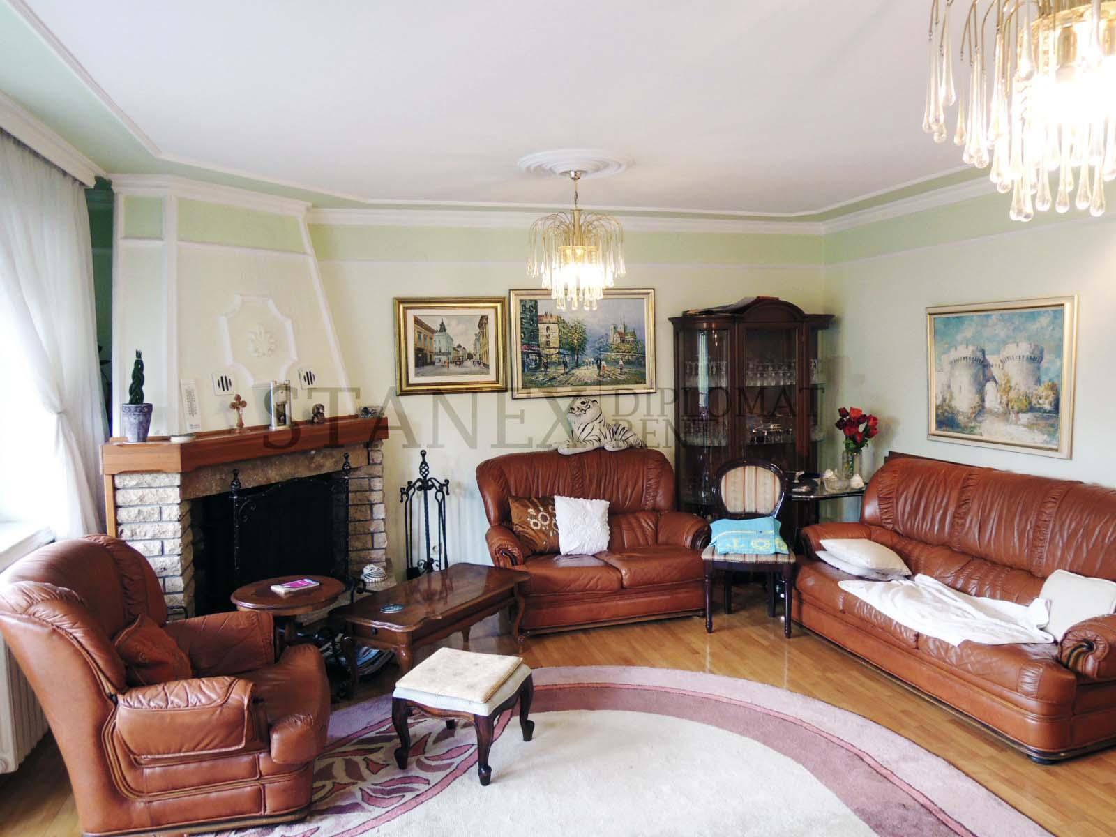Five-bedroom house K512, Senjak Belgrade   Stanex Diplomat Real ...
