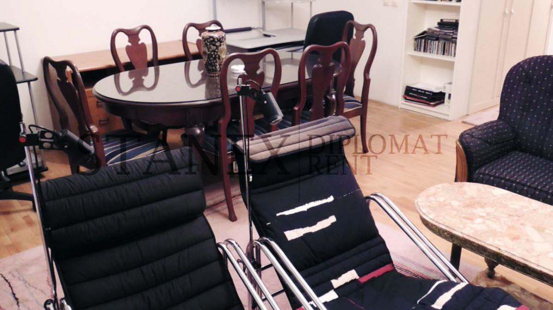 Five bedrooms house Senjak Belgrade K512