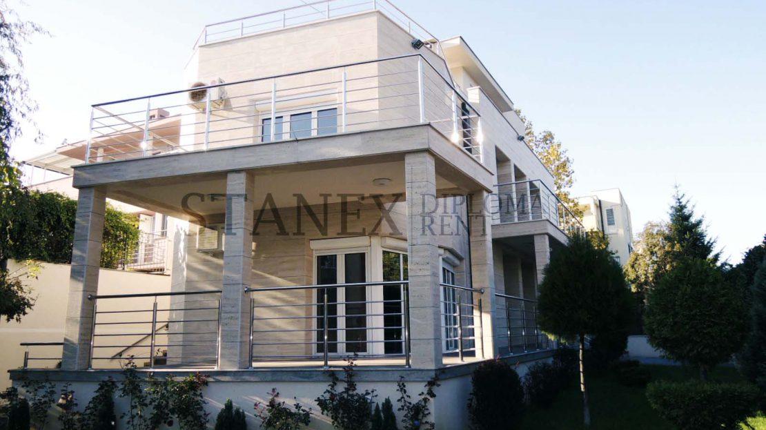Six bedrooms house Dedinje Belgrade K535
