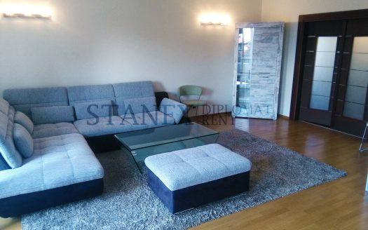 Three bedroom apartment Senjak Belgrade S1146